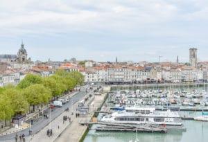 visite la rochelle vieux port