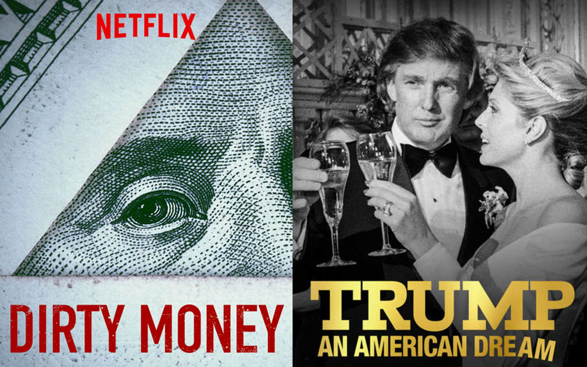 documentaire netflix donald trump dirty money
