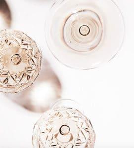 déco poster desenio champagne