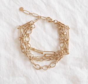 bracelet accumulation only trend acier inoxydable