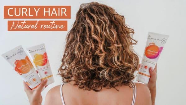 routine cheveux bouclés les secrets de loly
