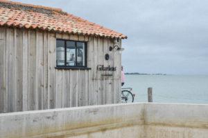 La Cabanajam dégustation huitres Gillardeau île de ré la rochelle