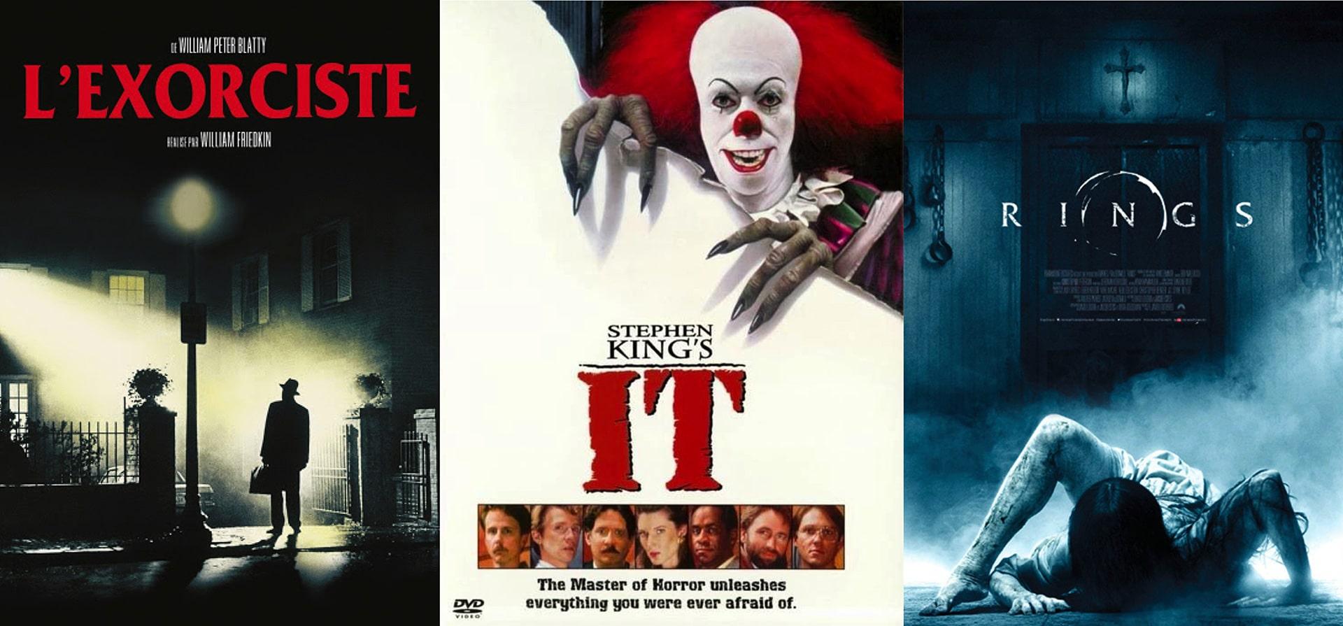 meilleurs films d'horreur halloween ça le clown exorciste