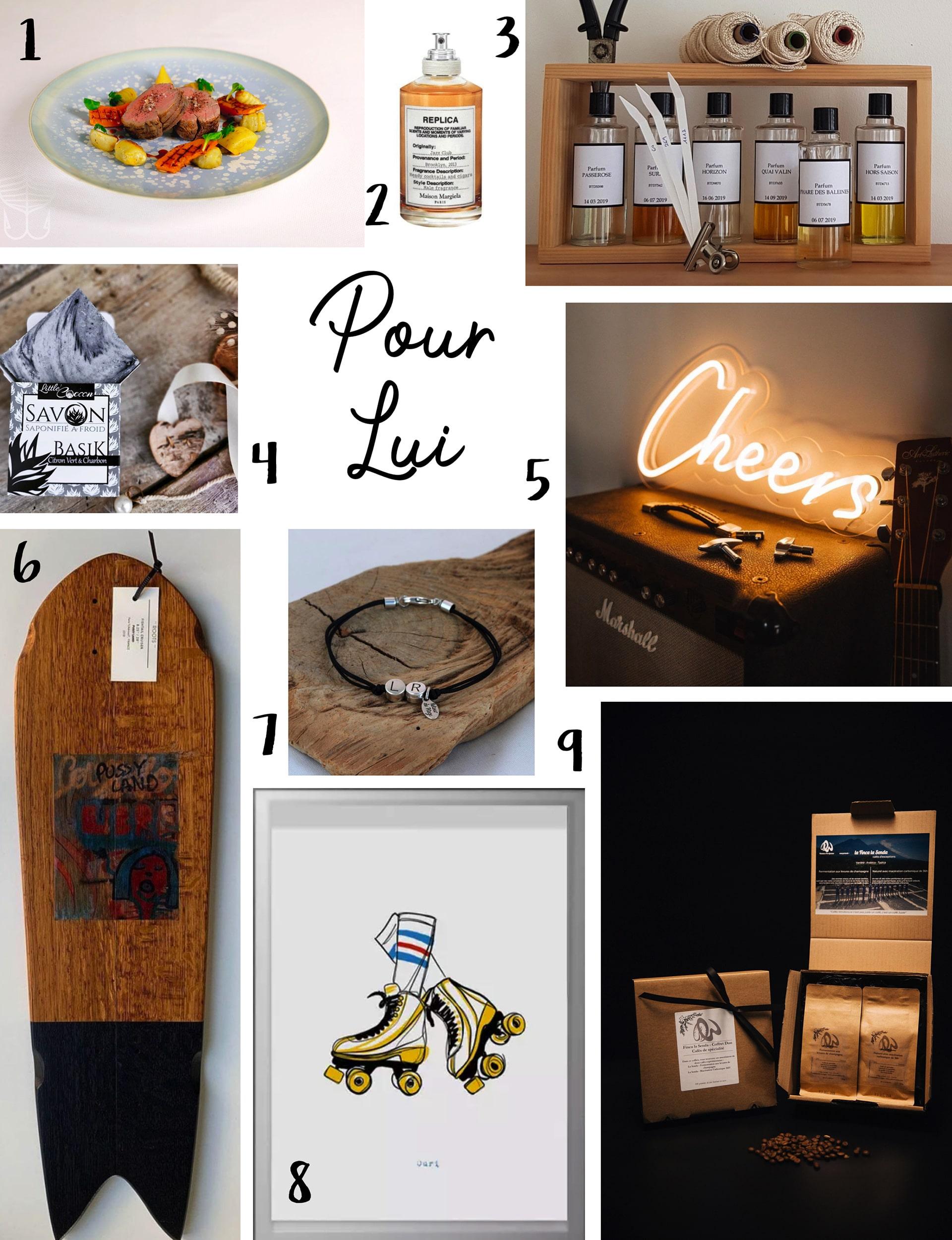 idees cadeaux la rochelle hommes createurs locaux