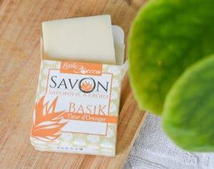 hapy box bien etre la rochelle savon naturel little cocoon
